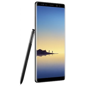 Galaxy Note 8, 64GB, Midnight Black (SM-N950)